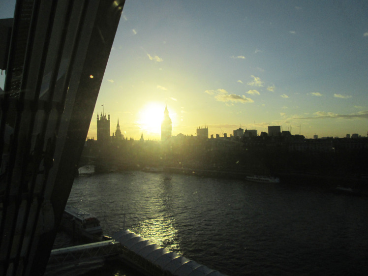 london eye O que visitar em Londres