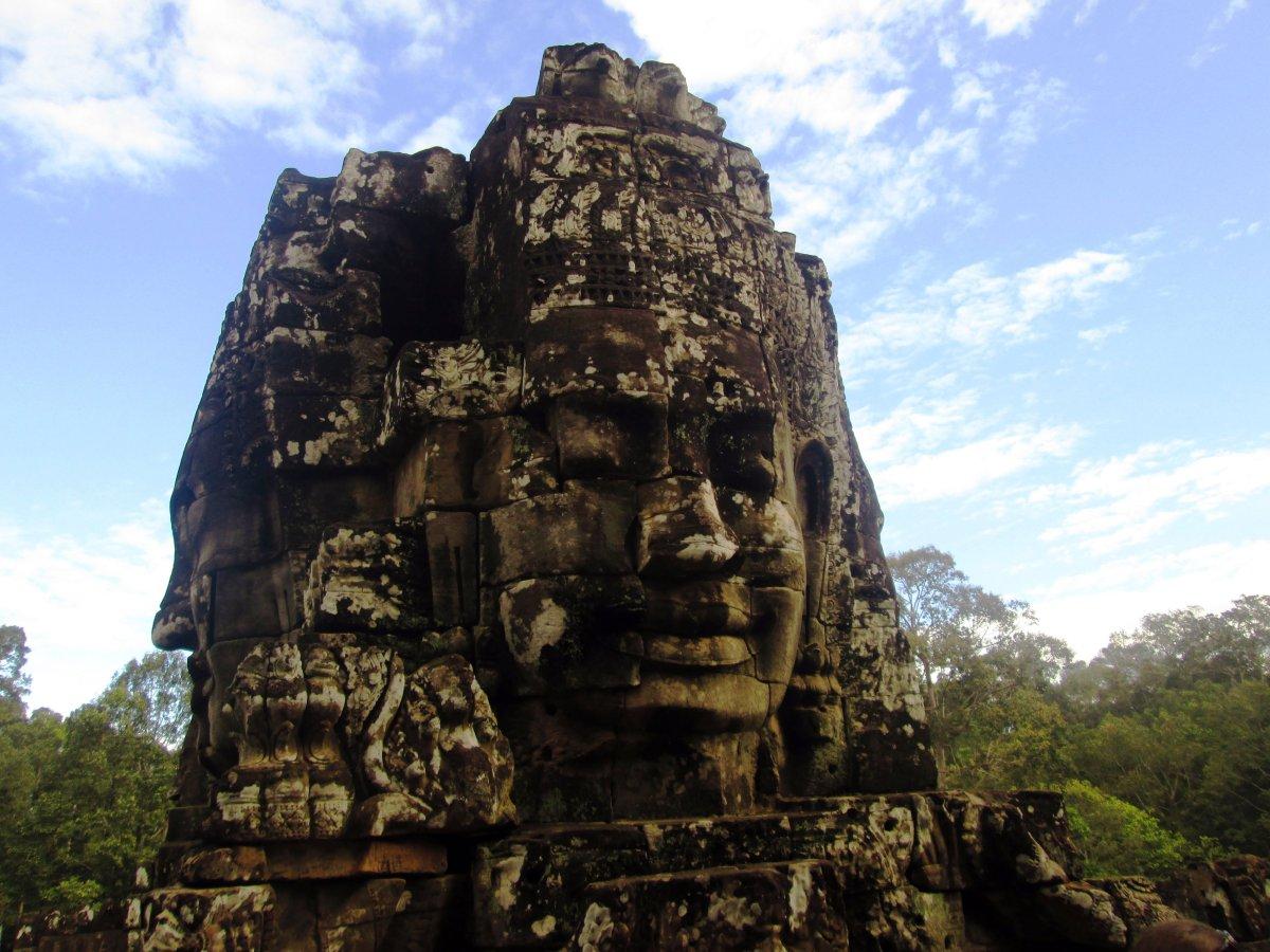 Angkor Wat, os templos da selva do Camboja