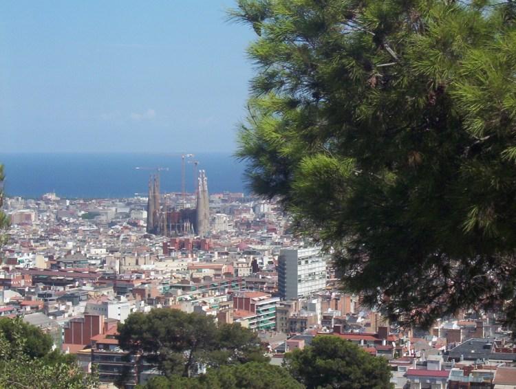 miradouros de Barcelona