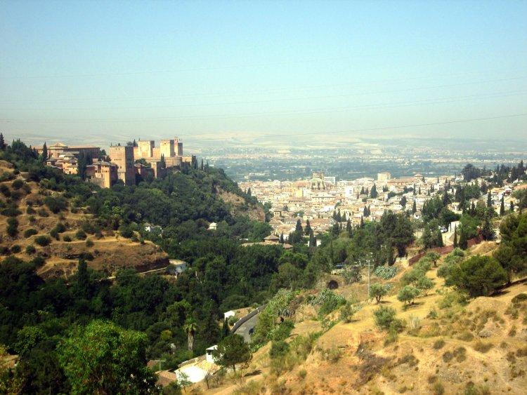 Granada - Abadia de Sacromonte1