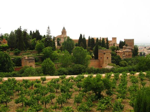 Granada - Alhambra1