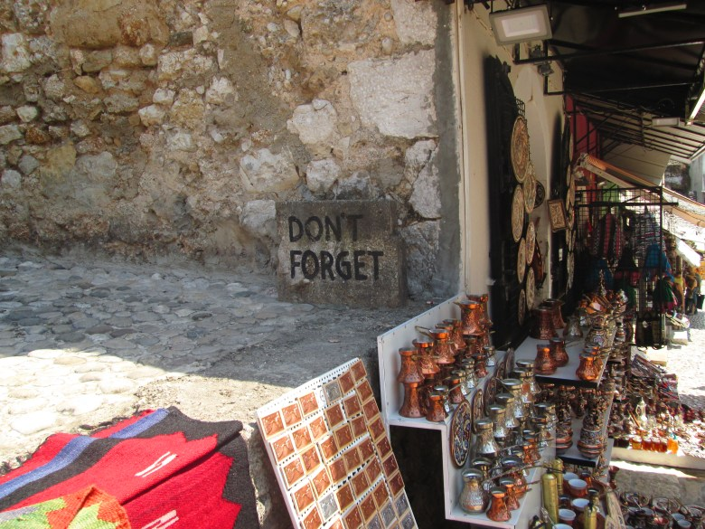 Mostar don't forget