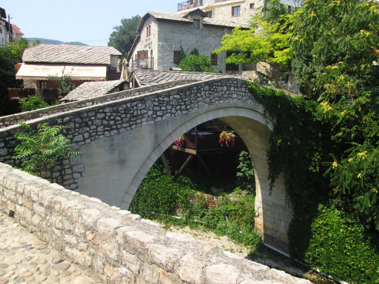 Ruas de Mostar