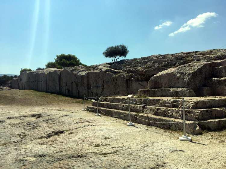 Athenas - Filopappos Pnix Atenas berço da civilização