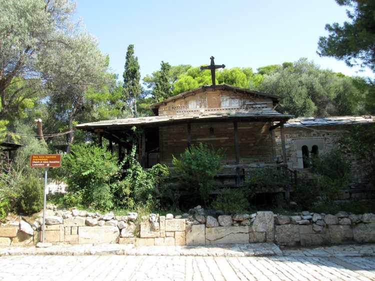 Athenas - Agios Dimitrios Loumbardiaris