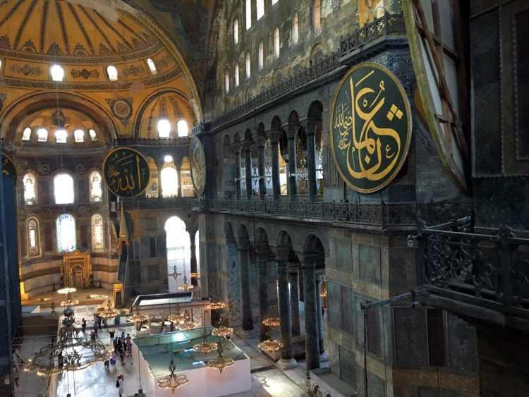 Istambul - Hagia Sophia (1)