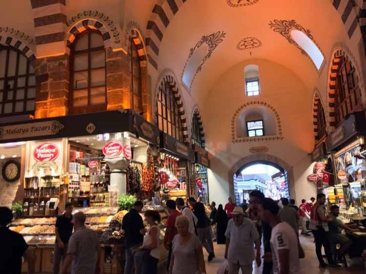 Istambul - Mercado Especiarias