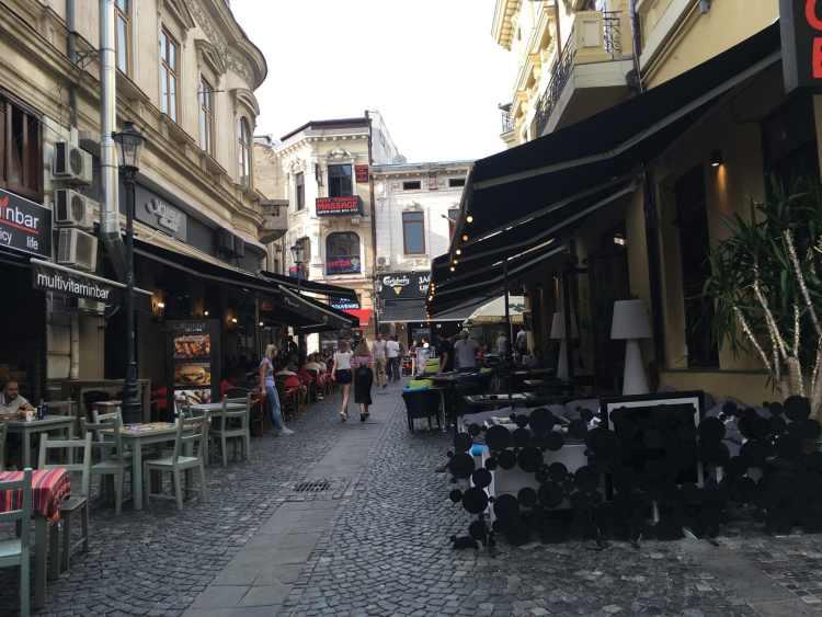 O que visitar em Bucareste