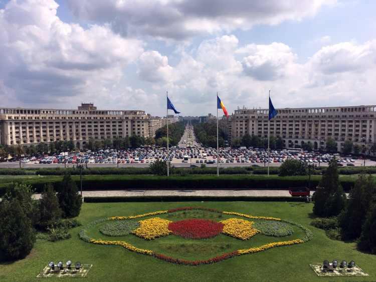 Parlamento Bucareste