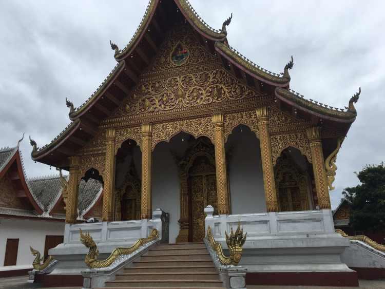 Wat Nong Sikhunmuang - Luang Prabang