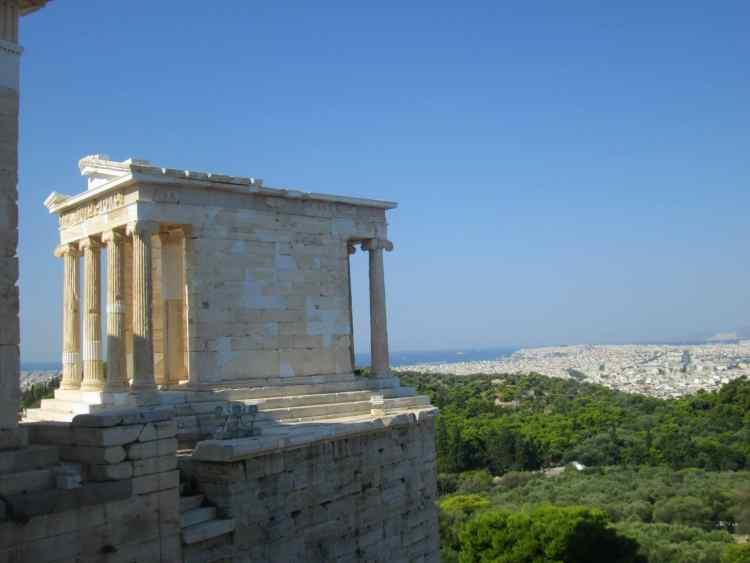 Athenas - Acropole