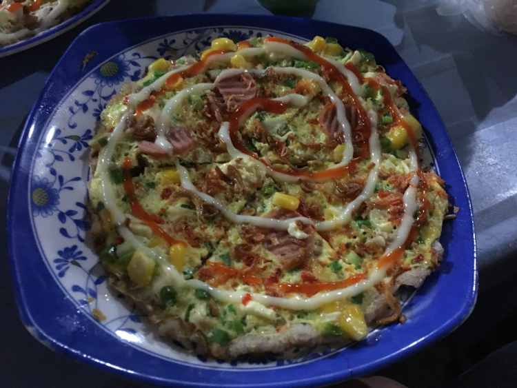 Pizza Vietnamita