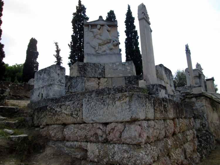Athena - Kerameikos Atenas berço da civilização
