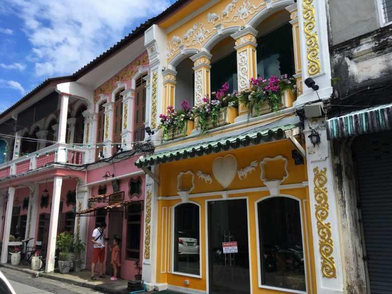 Phuket, na Tailândia,