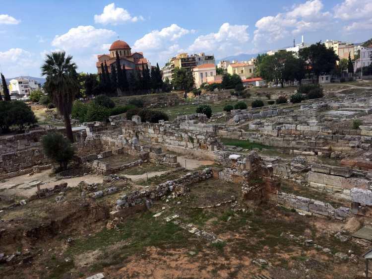 Athena - Kerameikos