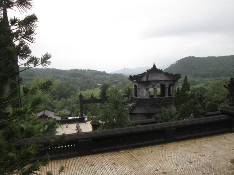 Hue - Khai Dinh Tomb