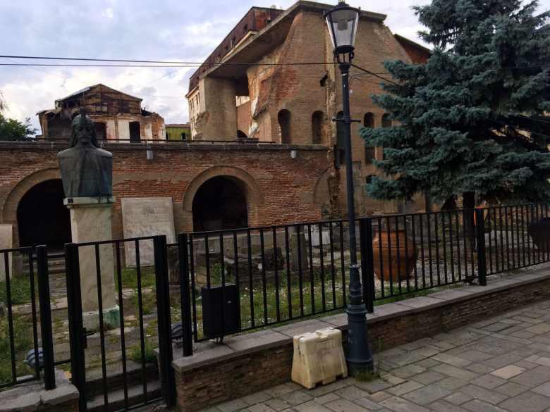 Bucareste -Curtea Veche