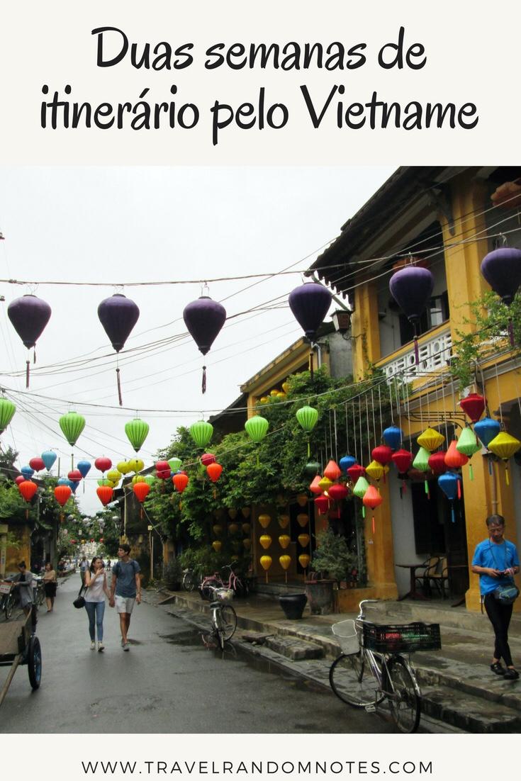 Vietname Itinerário de 2 semanas
