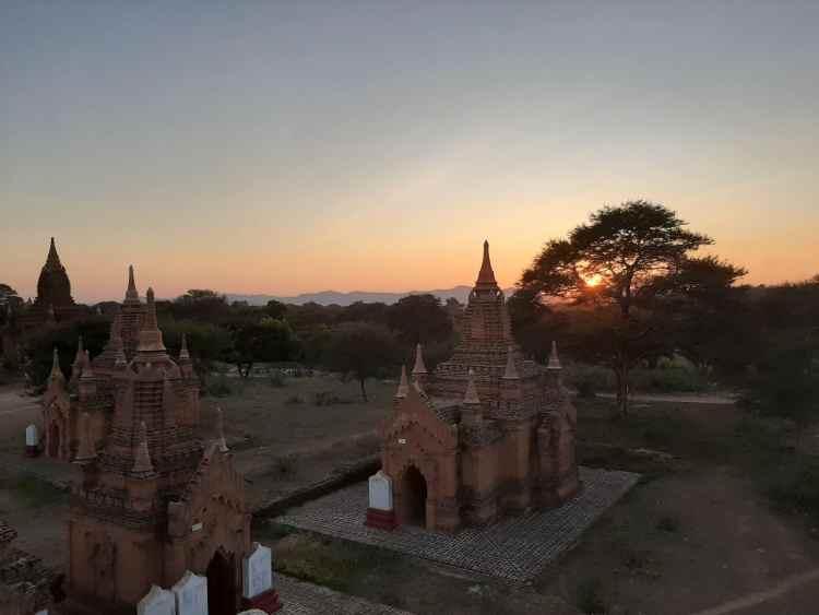 Templos Bagan