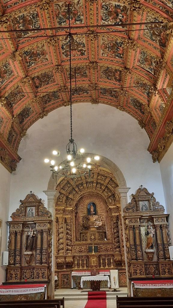 Penamacor. Igreja Convento de Santo António