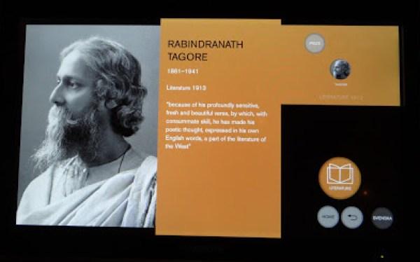 Nobel Museum in Stockholm, Travel Realizations