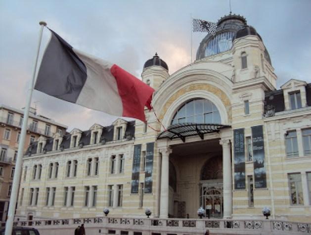 Evian Palace.