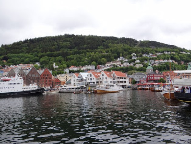 Bergen, Norway- A world heritage city.