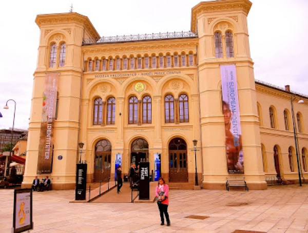Welcome to The Nobel Peace Center in Oslo, Norway, Travel Realizations