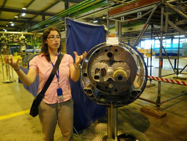 Travel Realizations, Discovery of the Higgs Boson at CERN, Switzerland