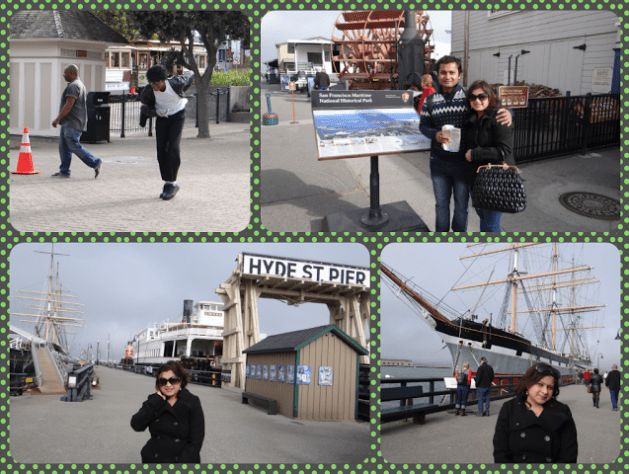 Travel Realizations, Fisherman's Wharf, San Francisco