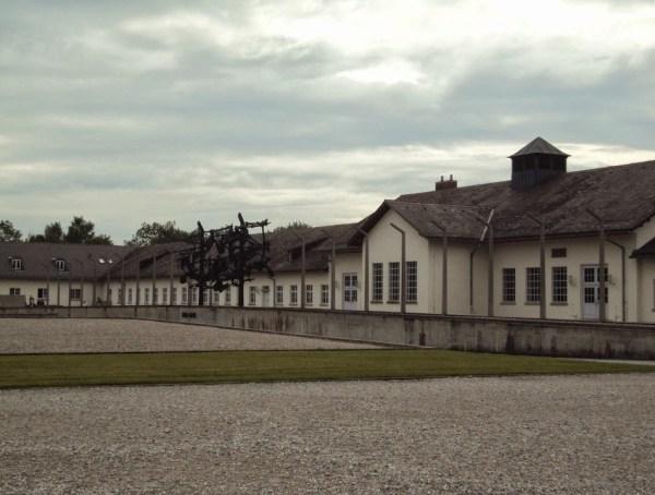 Inside Dachau Concentration Camp Memorial Site, Dachau Concentration Camp Memorial Site (Germany), Travel Realizations