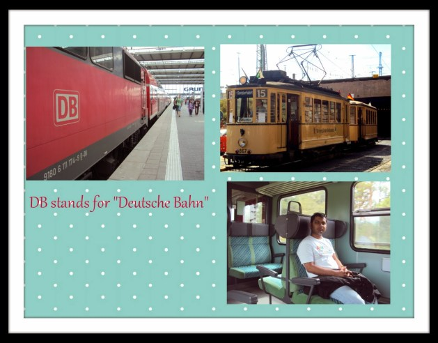 Trains and Metros of Germany.