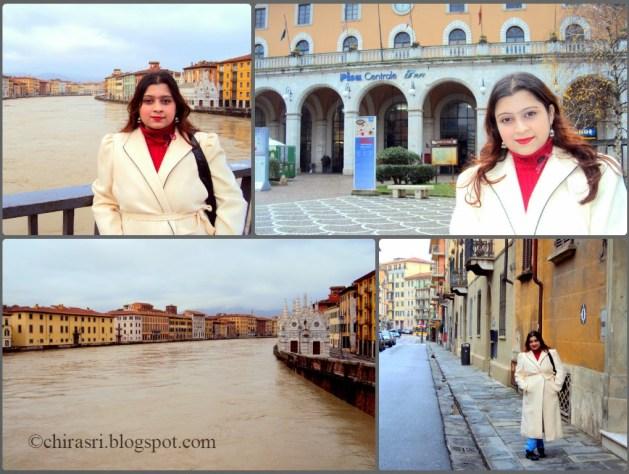 Travel Realizations, Pisa, Italy