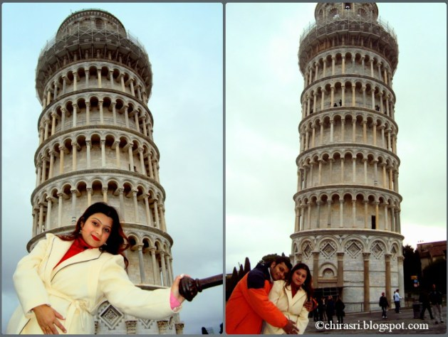 Travel Realizations, Leaning tower of Pisa