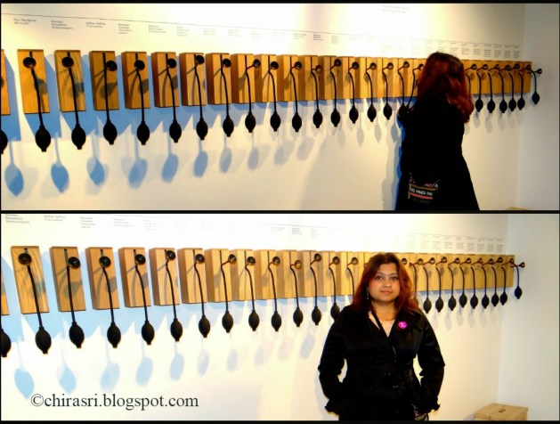 Travel Realizations, Spirit Museum in Stockholm