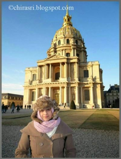 Travel Realizations, The Tomb of Napoleon Bonaparte .