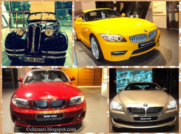The BMW Museum, Travel Realizations, Munich