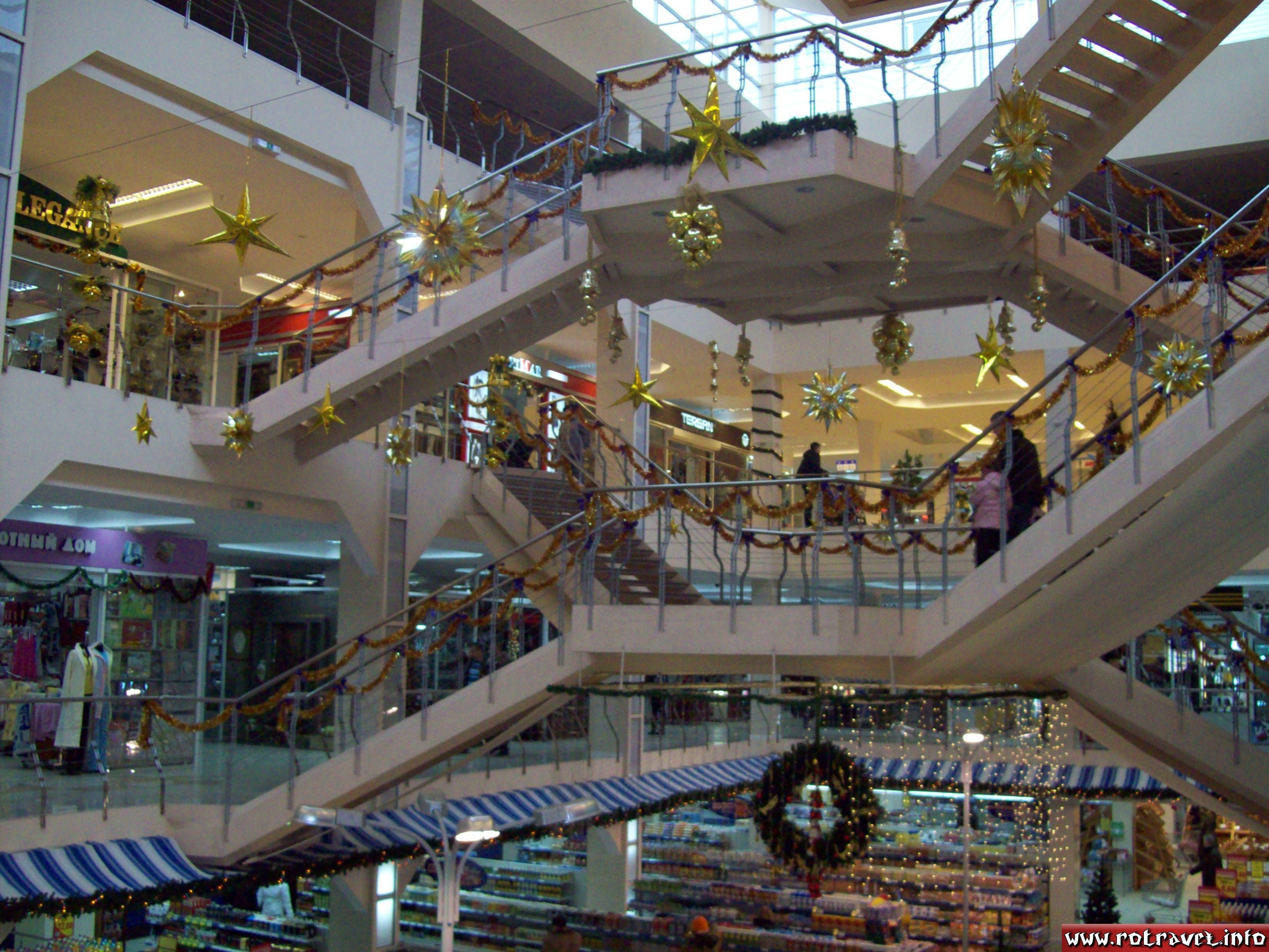 """Malldova"" shopping mall (www.shoppingmalldova.md)"
