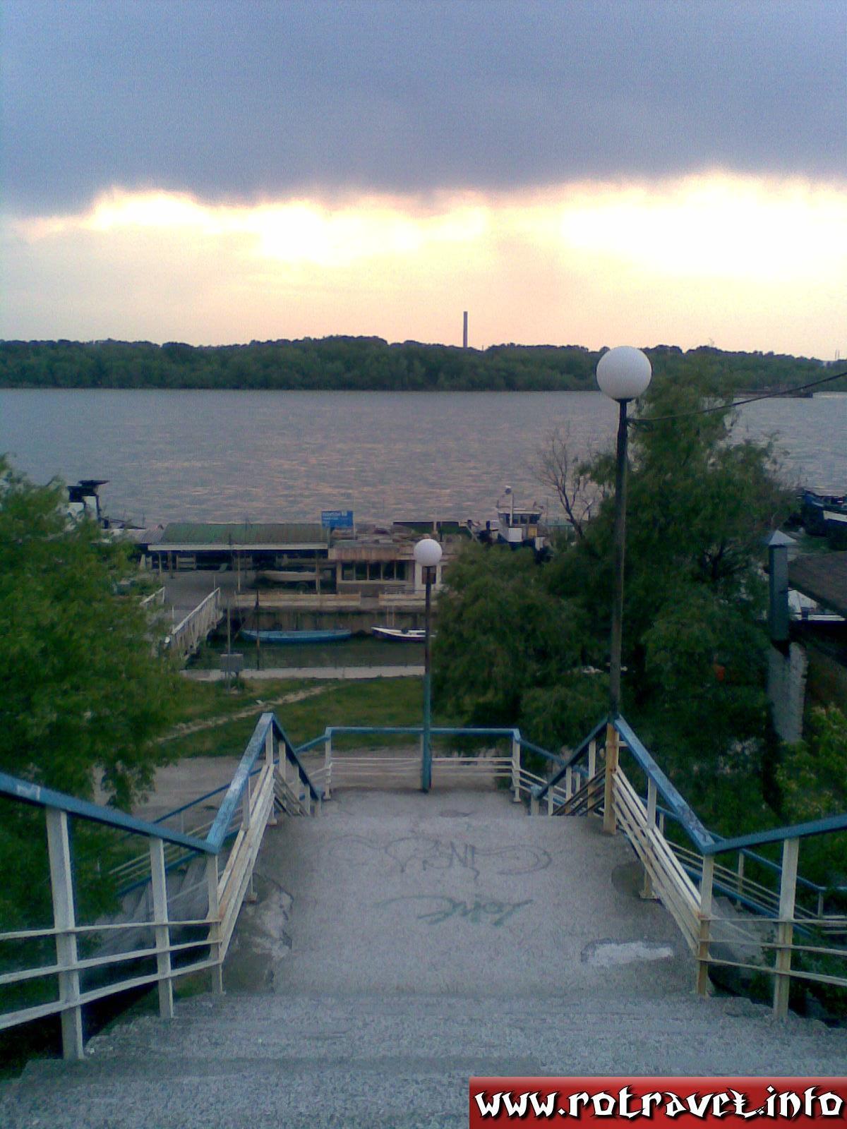 The Danube in Rousse