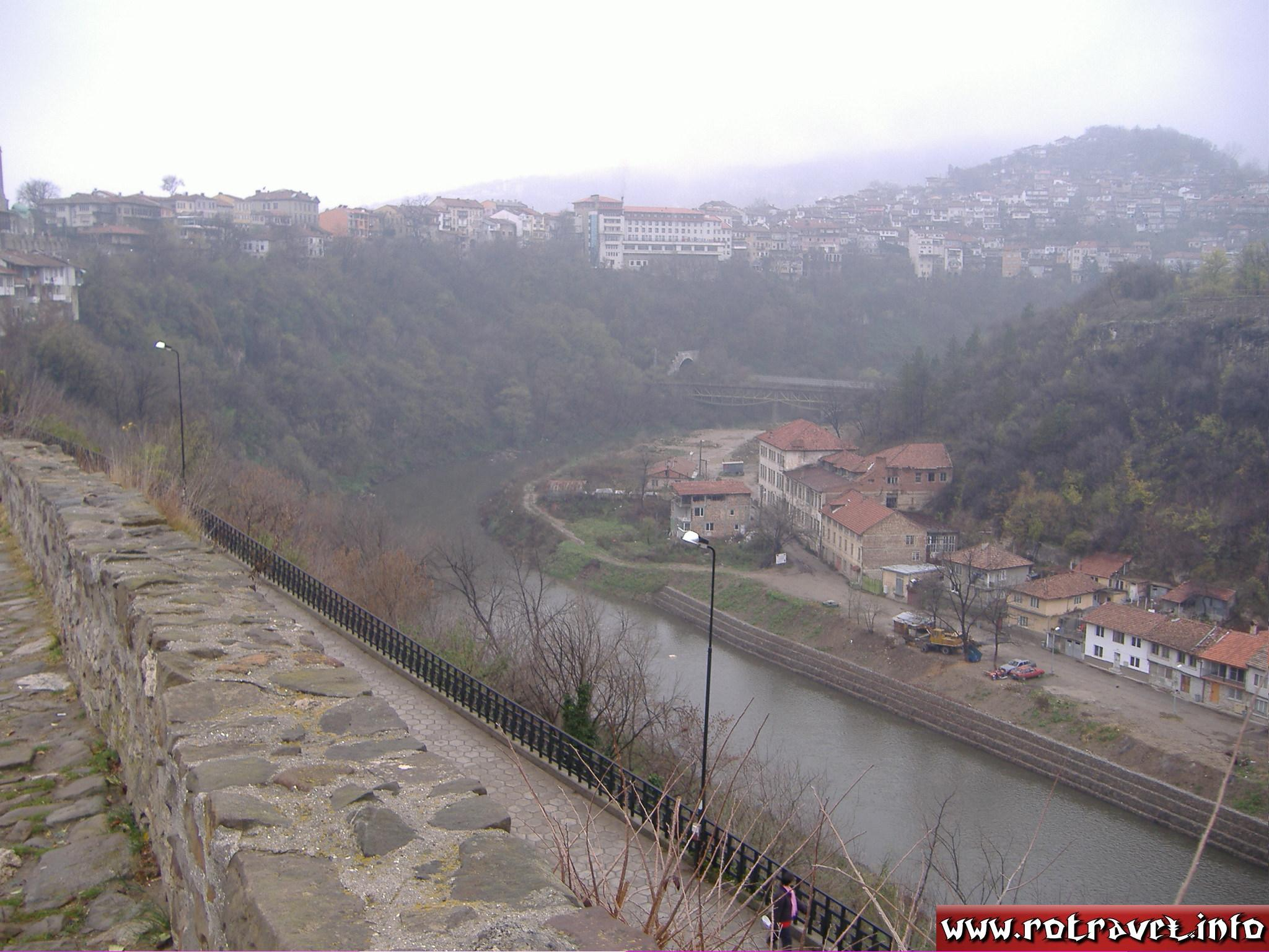 Yantra river (Янтра)