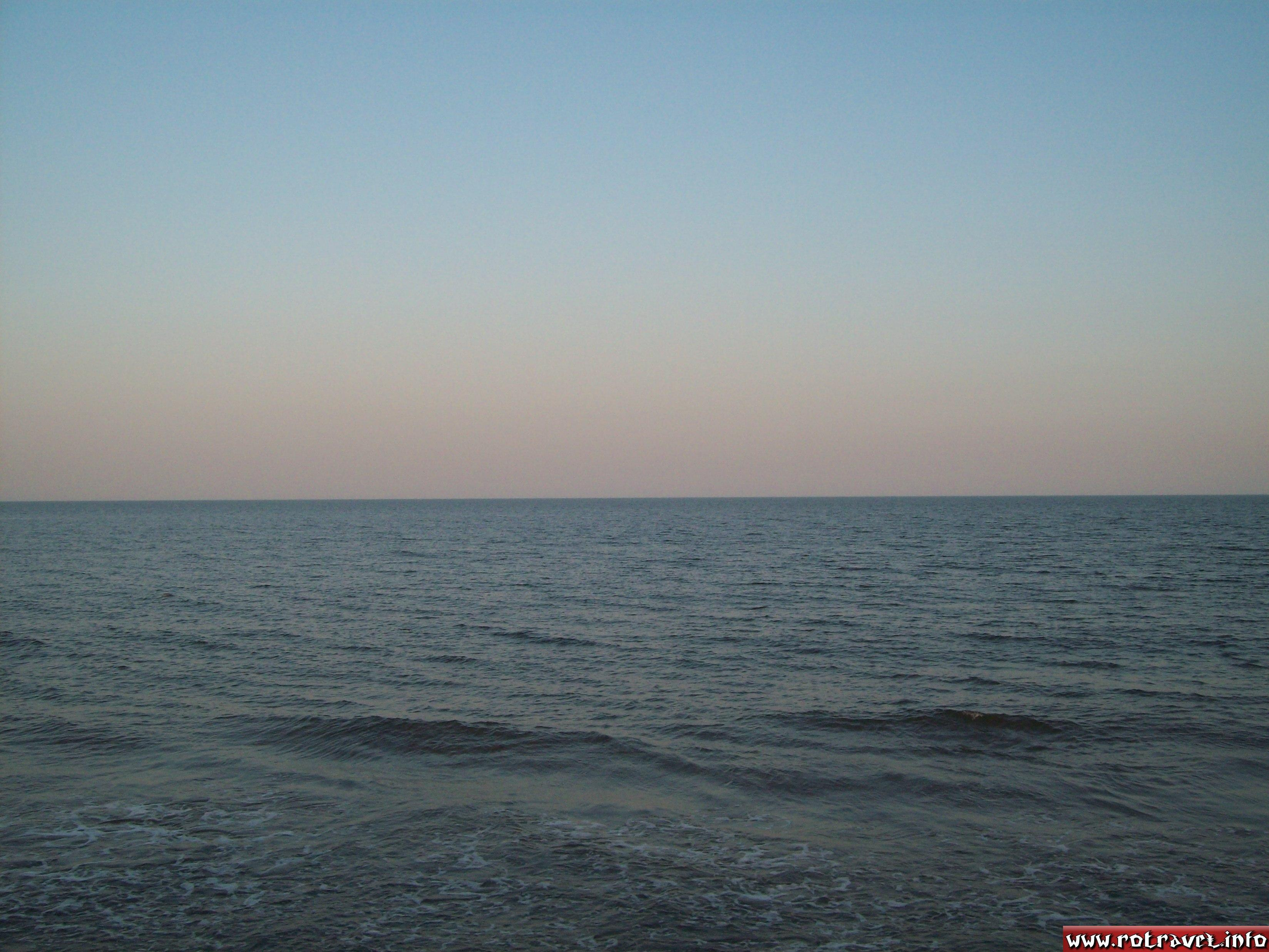 You can see Crimea ? :)