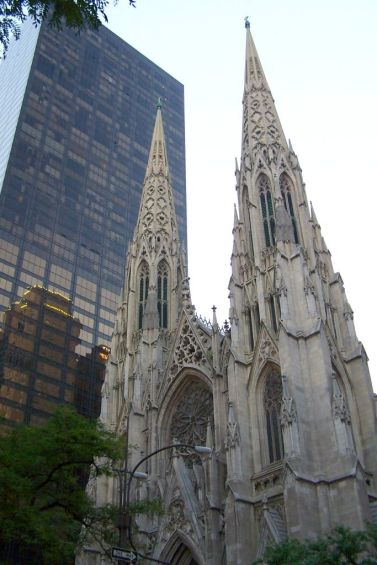 St. Patricks Cathedral_NY