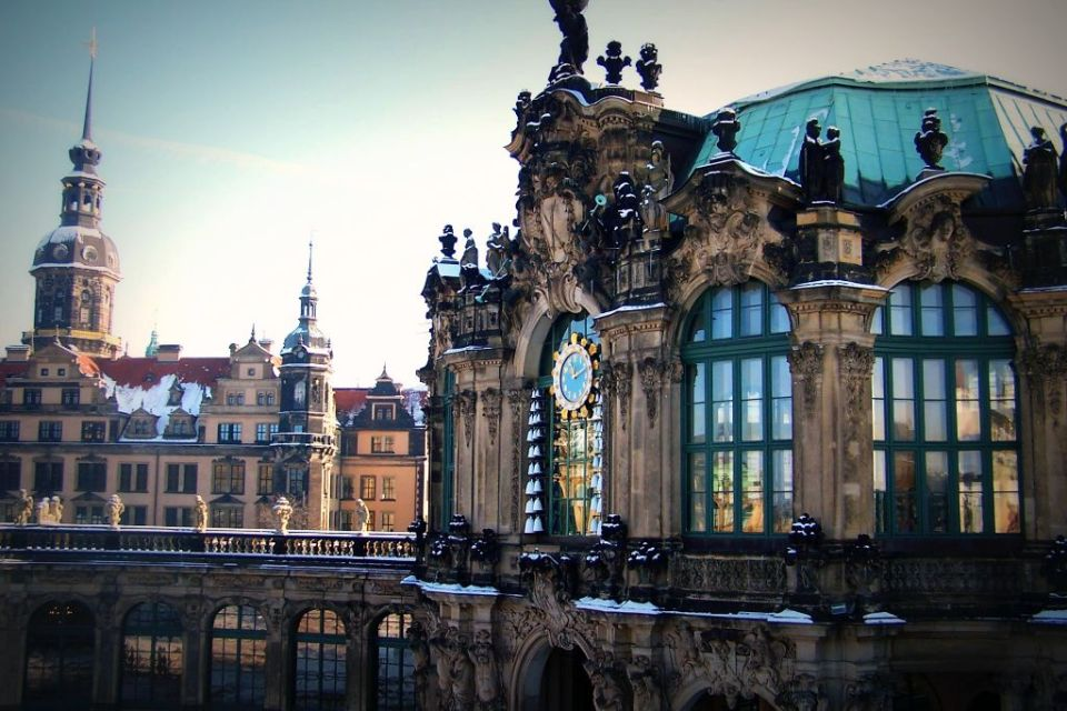 Glockenspielpavillion Dresden Zwinger