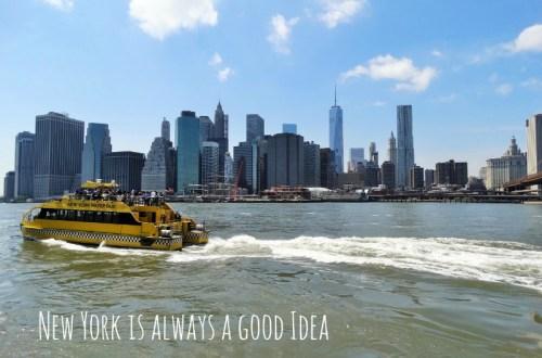 New York Reiseplanung