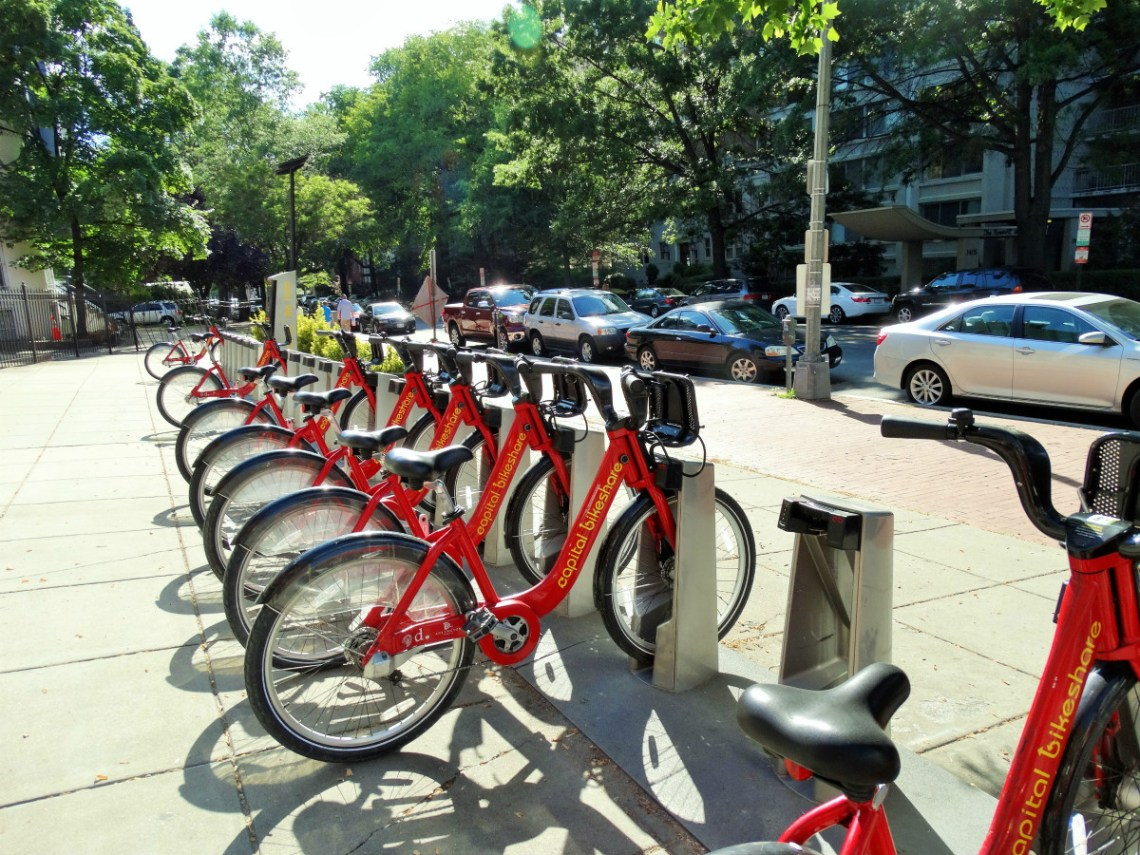 Capital Bike Share DC