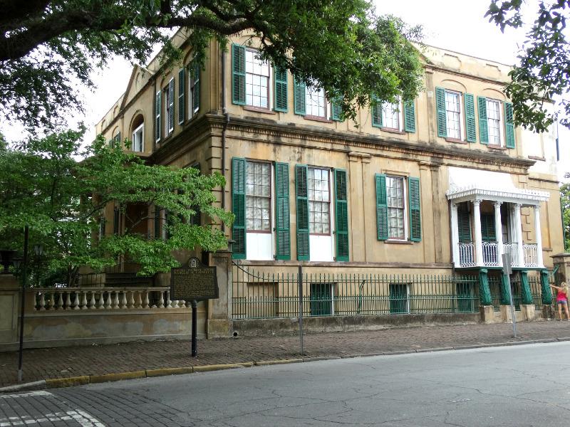 Owens-Thomas House Museum Savannah
