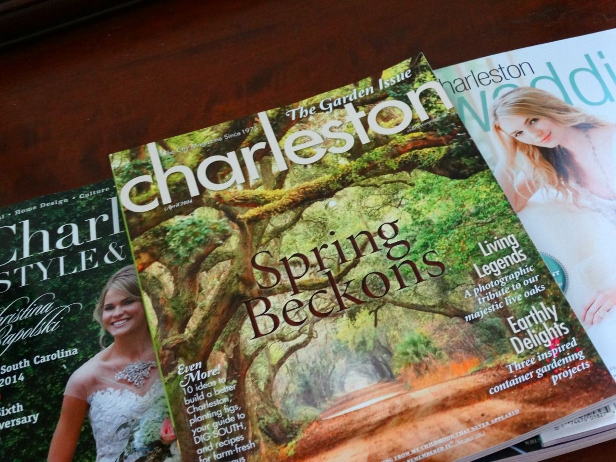 Charleston journals