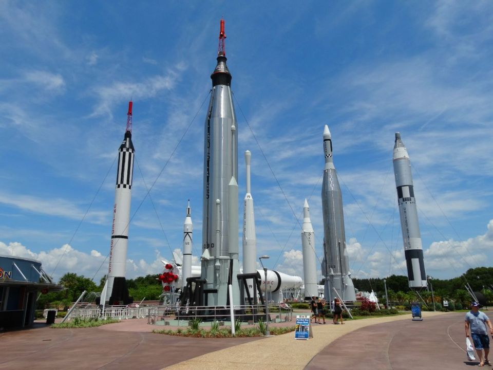 Kennedy Space Center Florida