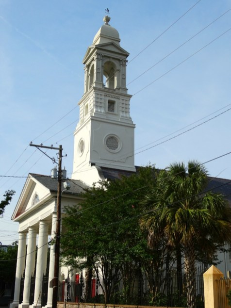 Kirche in Charleston