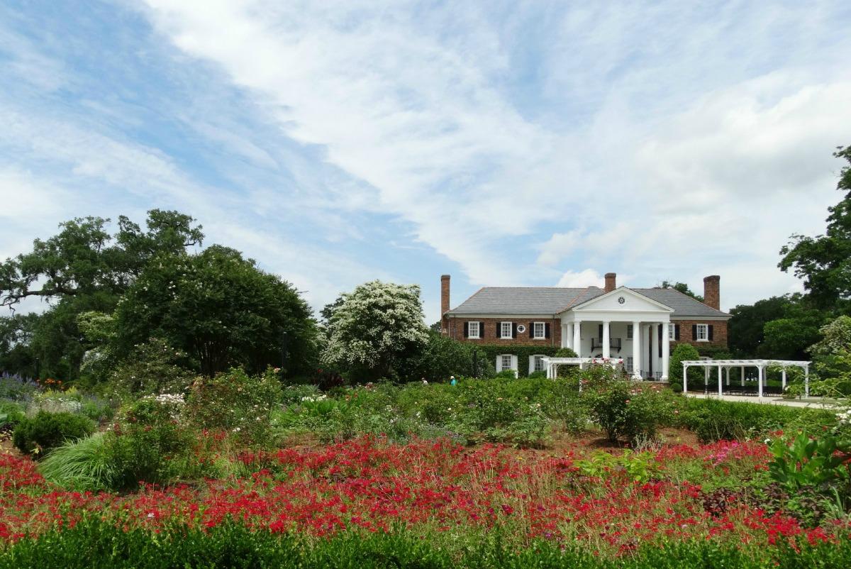 Besuch auf der Boone Hall Plantation